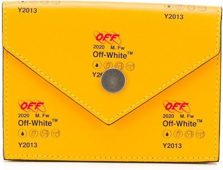 Off White Small Indus Y013 envelope pouch