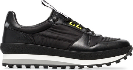 Givenchy Black TR3 runner leather sneakers