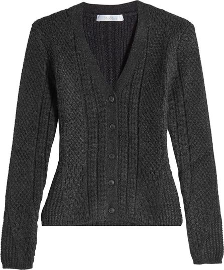Max Mara Cardigan with Wool and Camel