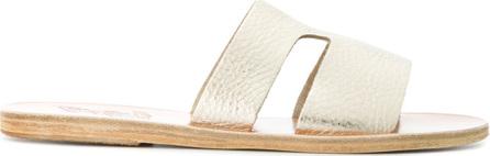 Ancient Greek Sandals Cut-out strap sandals