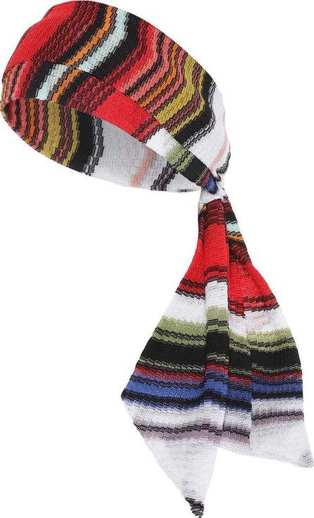 Missoni Knitted wool-blend headband
