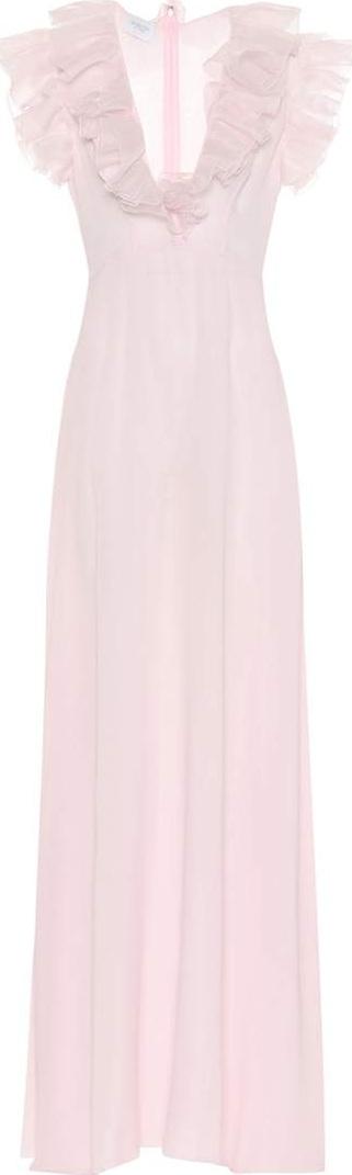 Giambattista Valli Silk chiffon gown