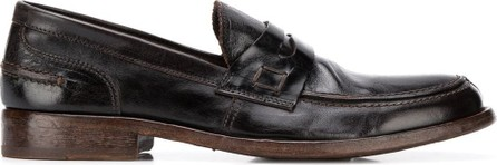 MoMa Napoli slip-on loafers