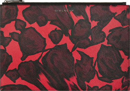 Givenchy Iconic - Rose Print Pouch