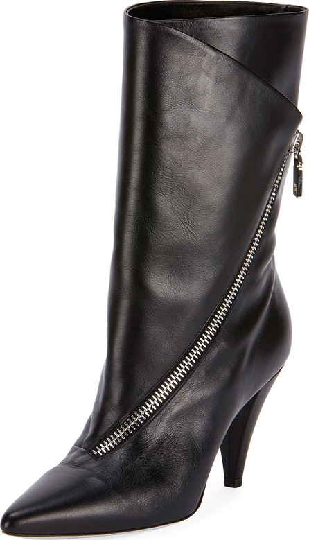 Givenchy Show Asymmetric 80mm Boots