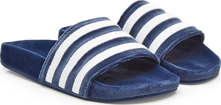 Adidas Originals Adilette Velvet Slides