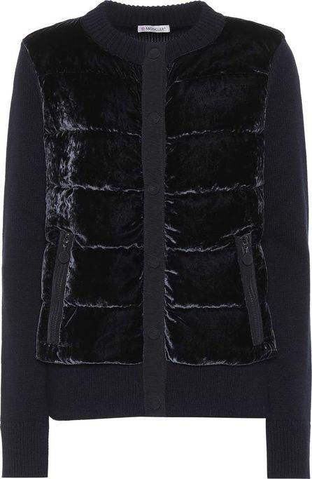 Moncler Velvet down jacket