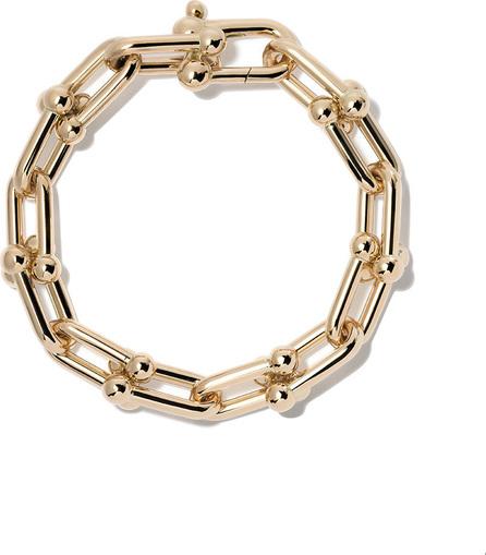 Tiffany & Co 18kt yellow gold Tiffany City HardWear link bracelet