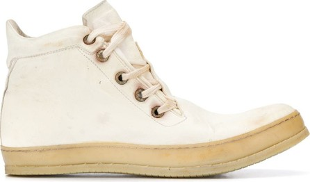 A Diciannoveventitre High-top lace-up sneakers