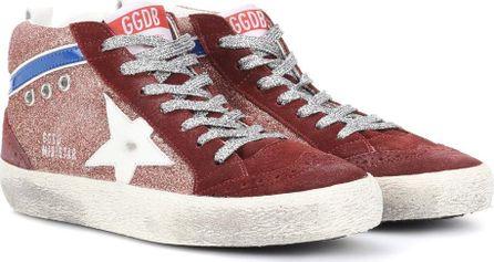 Golden Goose Deluxe Brand Mid Star suede sneakers