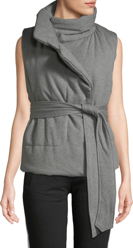 Norma Kamali Sleeveless Sleeping Bag Vest