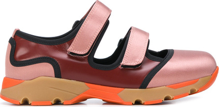 Marni Double touch-strap sneakers