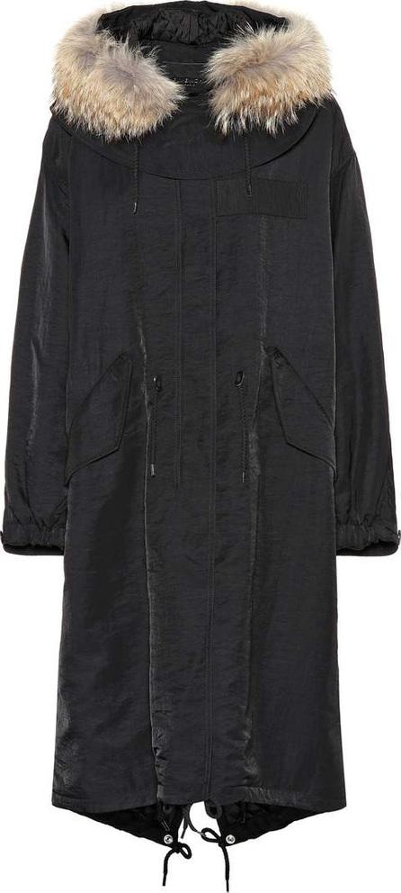 Givenchy Fur-trimmed parka