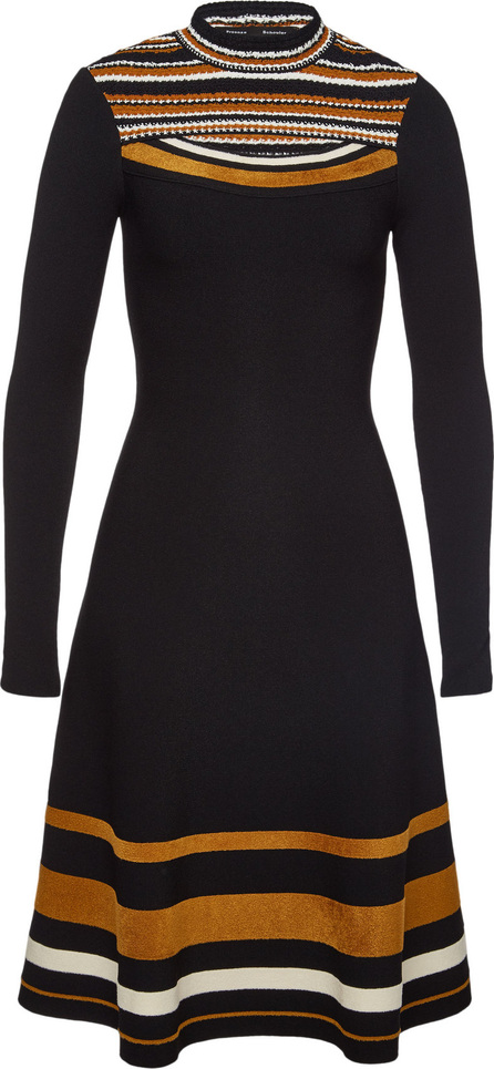 Proenza Schouler Knit Dress with Cut-Out Front