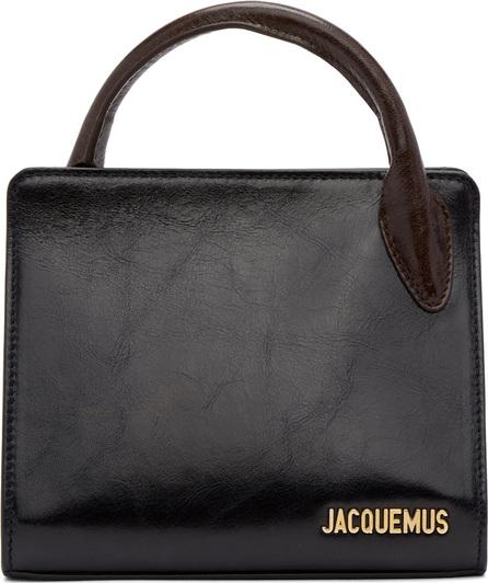 Jacquemus Black 'Le Sac Bahia' Bag