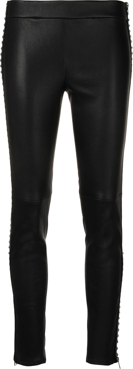 Alexander McQueen Studded skinny trousers