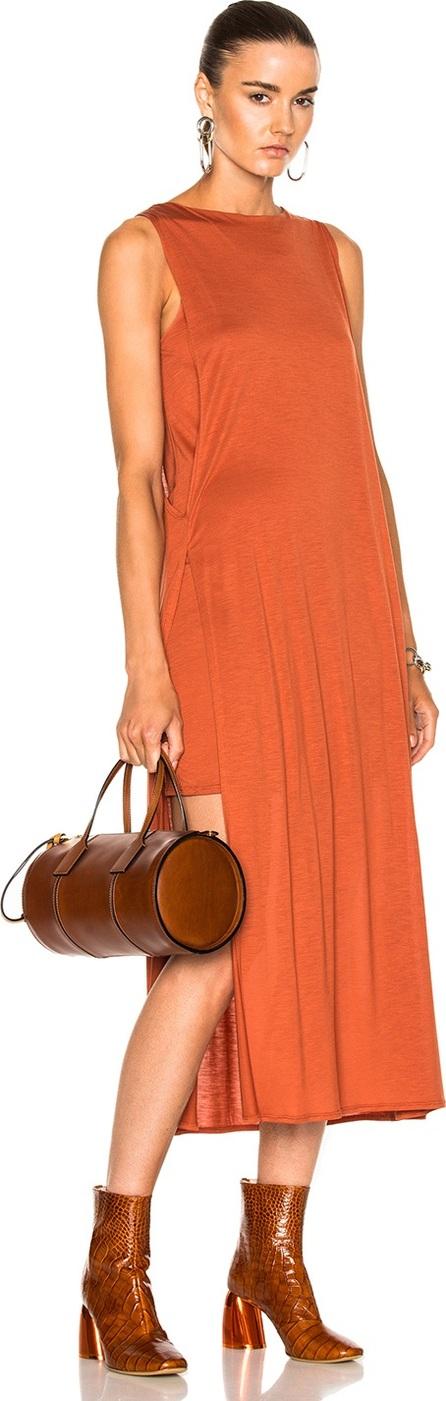 Acne Studios Ethel Tencel Jersey Midi Dress
