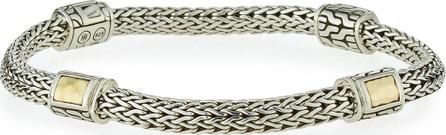 John Hardy Medium Classic Chain Four-Station Bracelet