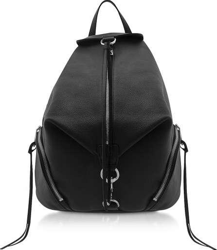 Rebecca Minkoff Black Leather Julian Backpack