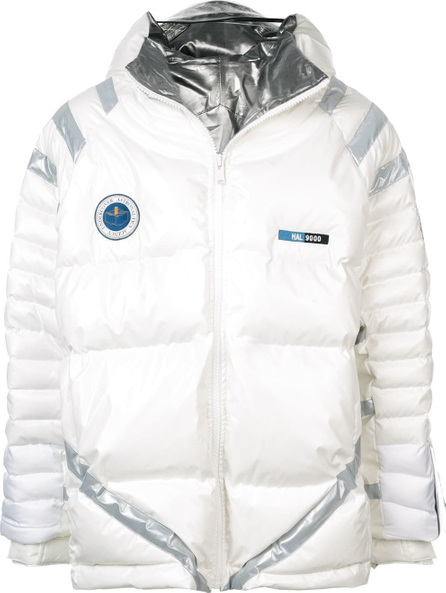 Undercover Hooded padded jacket