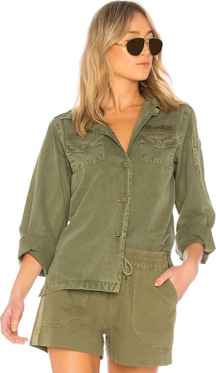 ANINE BING A. Bing Military Shirt