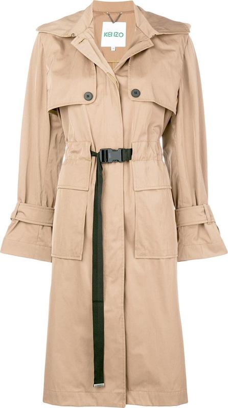 KENZO Gabardine trench coat