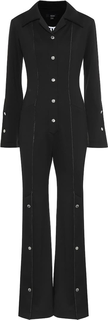 Ellery Alexito stretch-jersey jumpsuit