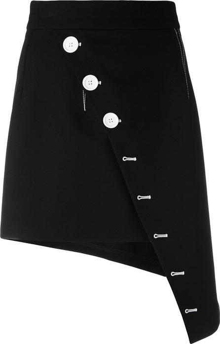 Ssheena asymmetric skirt