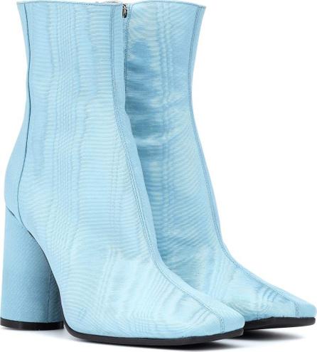 Ellery Moiré ankle boots