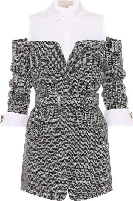 Monse Wool herringbone jacket