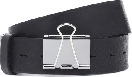 Vetements Leather belt