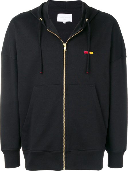 Drôle De Monsieur Sunset zip up hoodie
