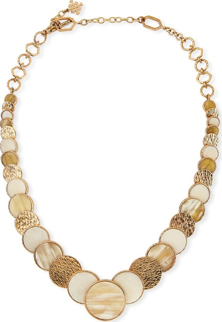 Akola Large Circle Necklace