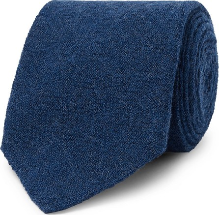 Lardini 8cm Wool-Flannel Tie