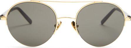 RetroSuperFuture Cooper Panama round-frame sunglasses