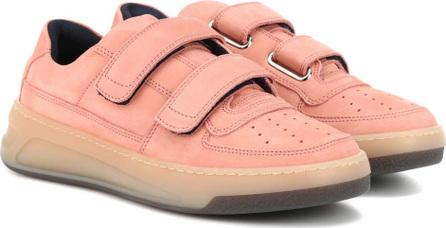 Acne Studios Steffey nubuck leather sneakers
