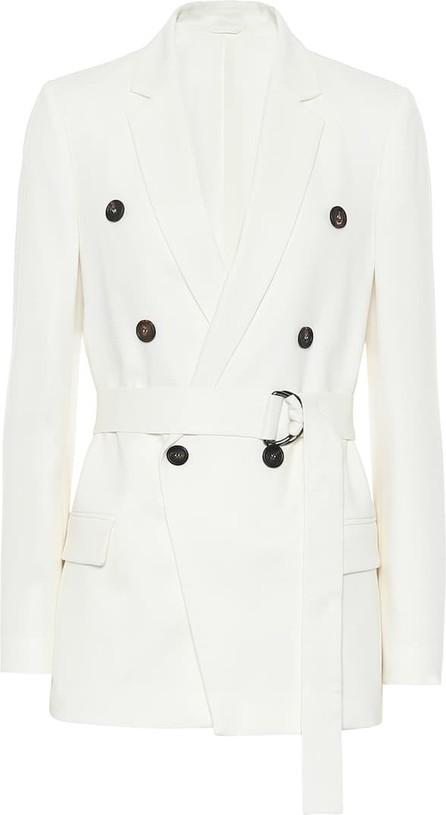 Brunello Cucinelli Wool-blend blazer