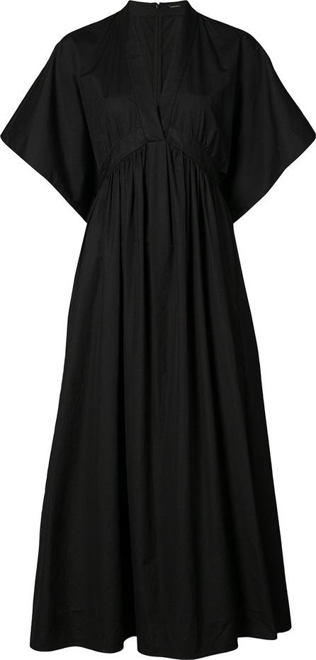 Adam Lippes V-neck midi kimono dress