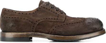 Silvano Sassetti Lace-up Oxford shoes