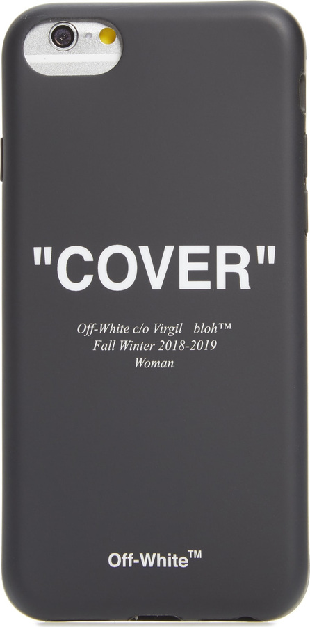 Off White Quotes iPhone 8 Case