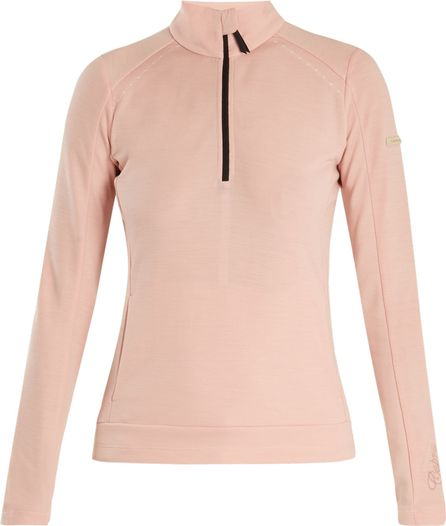 Capranea Aira high-neck performance sweatshirt