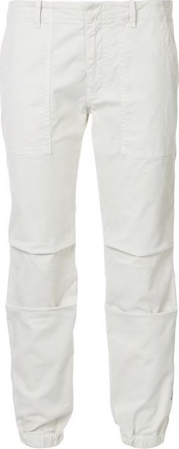 Nili Lotan Cropped French Military Trousers
