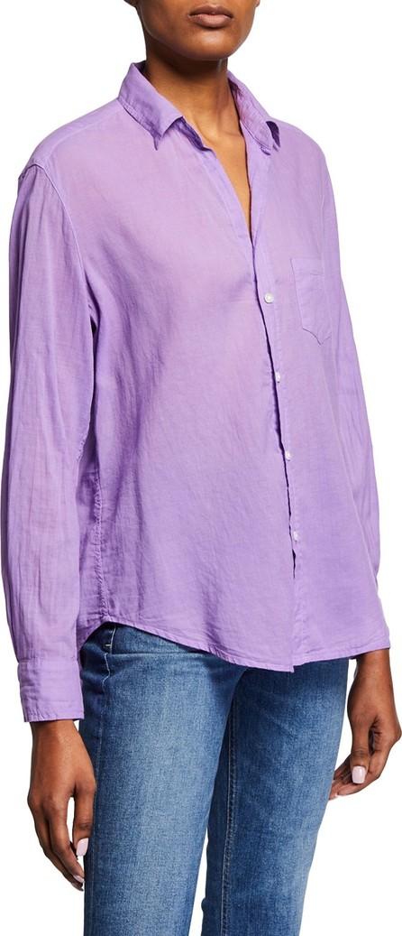 Frank & Eileen Eileen Long-Sleeve Cotton Button-Down Top