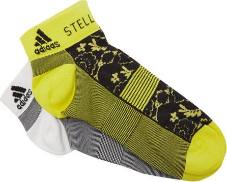 Adidas By Stella McCartney Flower-print socks
