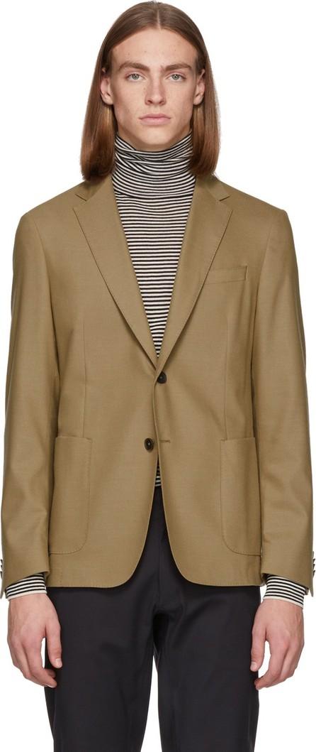 BOSS Hugo Boss Tan Nold 1 Blazer