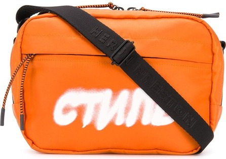Heron Preston Graphic-print shoulder bag