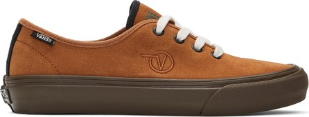 Vans Brown Taka Hayashi Edition Suede Authentic One Sneakers