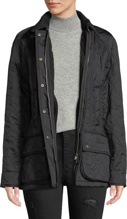 Barbour Beadnell Diamond Polar-Quilt Jacket