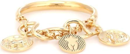 Chloe Emoji brass bracelet