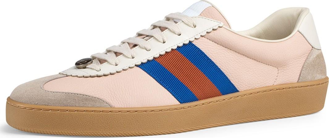 Gucci JBG Retro Calf Sneaker - Luxed